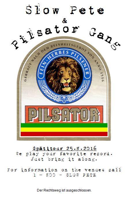 Pilsator Gang 1